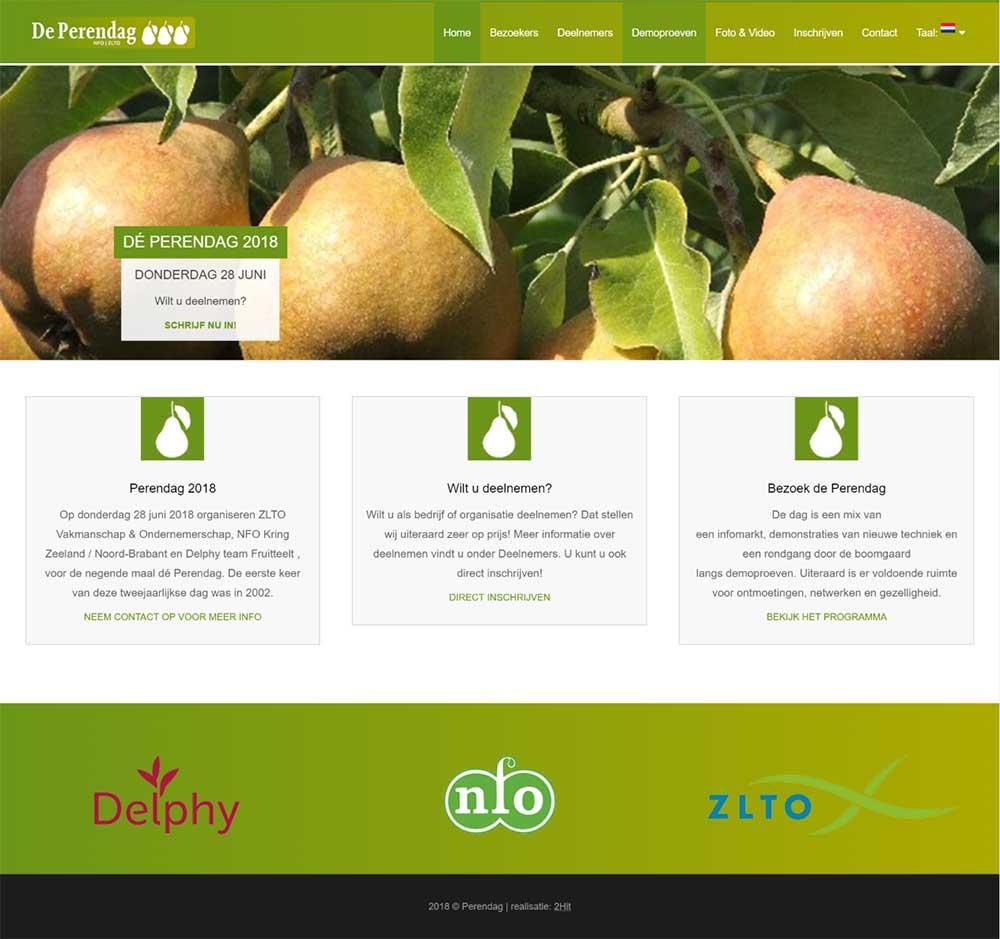 website Perendag