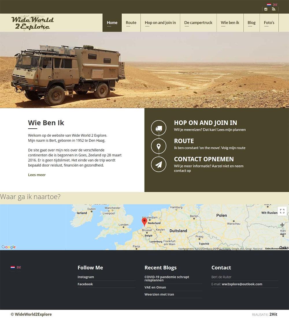 website ww2xplore.com